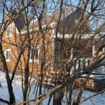 Варшавское ш. 10 км. Зимний брусовой дом 120 кв. м.