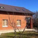 Дом 130 кв. м, Домодедовский р-н, Барыбино п, площадь участка 9 соток, газ