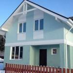 Дом в коттеджном поселке «Малинки»