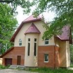 Новый дом 250 кв. м. в охраняемом коттедж. Поселке