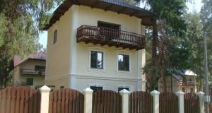 Современный новый дом