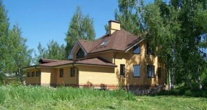 Дом 330 кв. м, Рузский р-н, Тучково п, площадь участка 21 соток