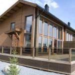 Спрос на загородное жилье